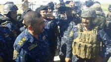 العراق.. الشرطة الاتحادية تحرر محطة قطار غربي الرمادي