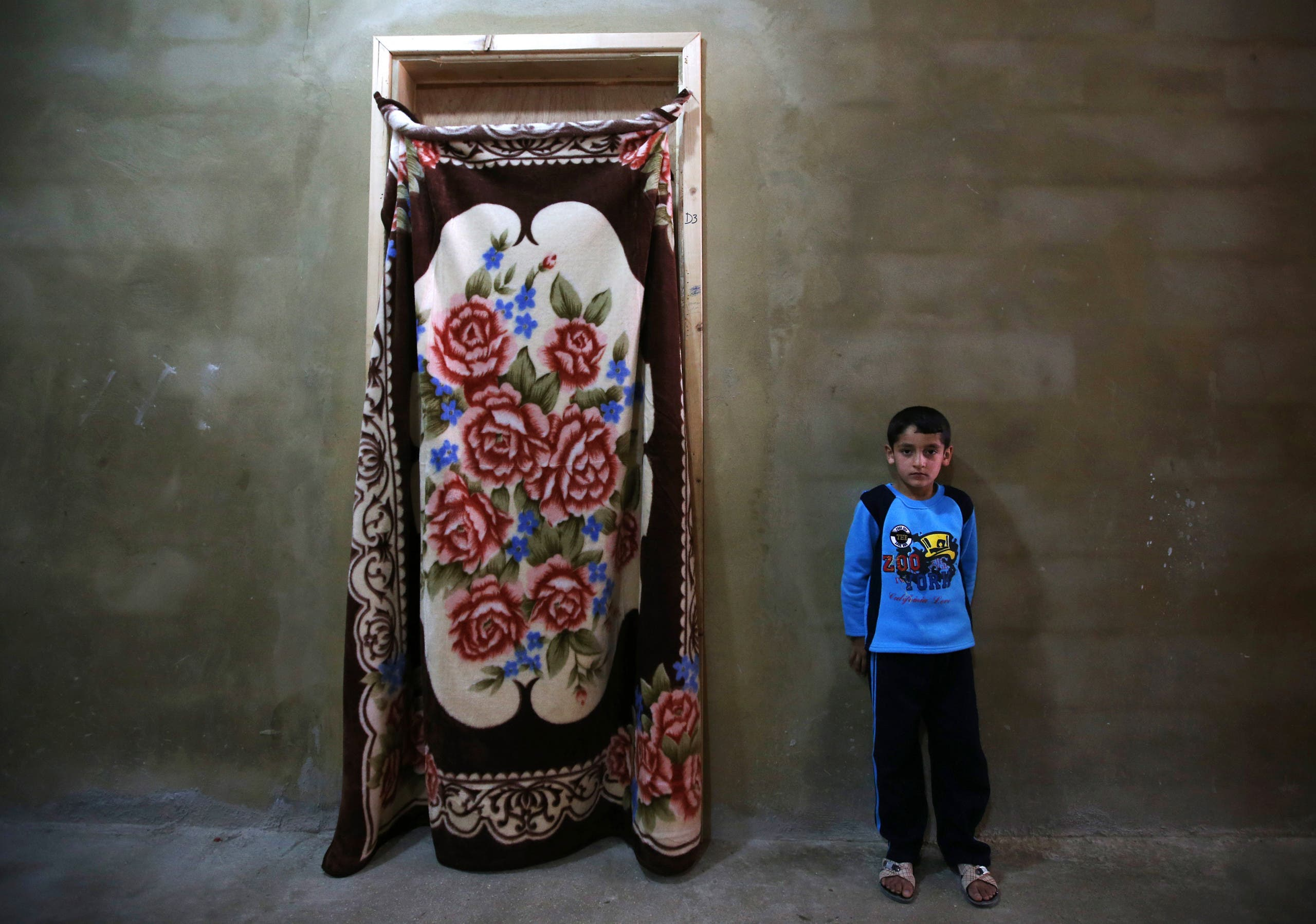 Syria's 2.4 million child refugees feel the pain of war