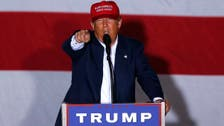 Donald Trump stands by his campaign rhetoric