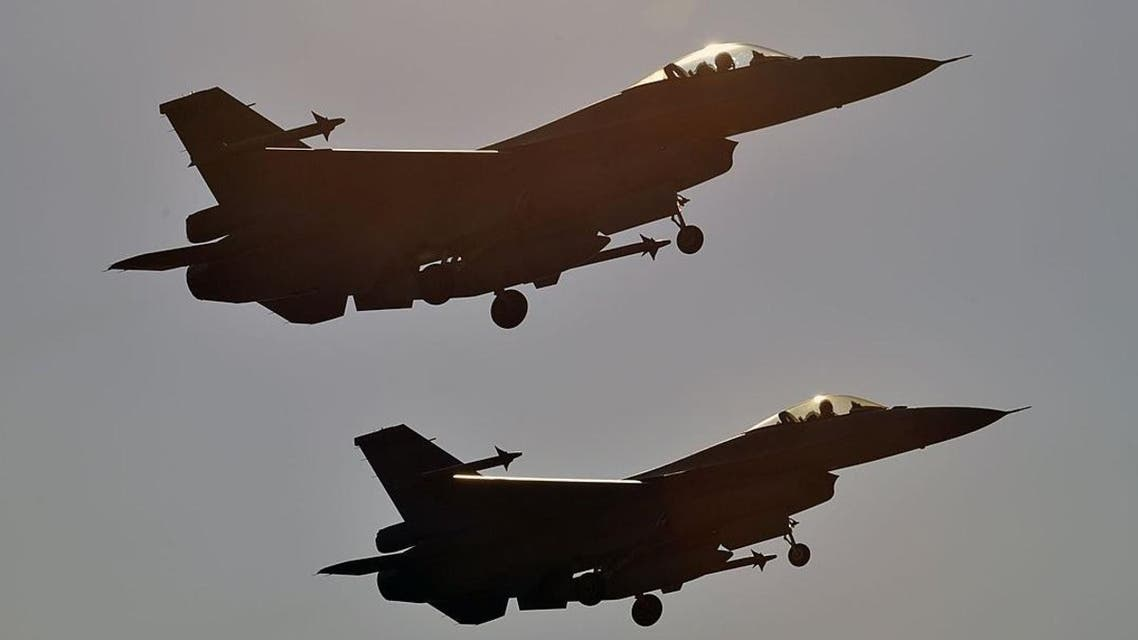 Turkish fighter jets hit arms depots and shelters of the outlawed Kurdistan Workers' Party (PKK) in the mountainous Kandil and Gara regions in northern Iraq. (AFP)