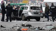 Berlin police suspect explosive device caused car to explode, driver dead