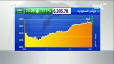 النفط يقفز بمكاسب مؤشر السعودية لـ1.17% فوق 6305 نقطة