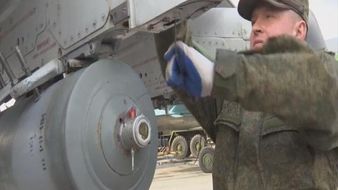 THUMBNAIL_ قاذفات روسية تنسحب من سوريا عائدة إلى روسيا