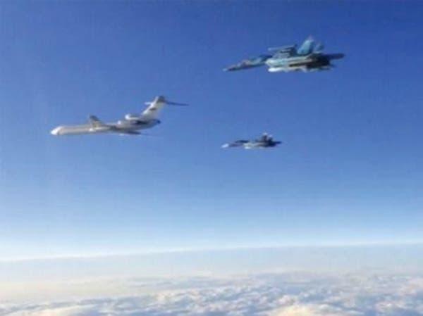 وزارة الدفاع الروسية تعلن سحب 30 طائرة مقاتلة من سوريا