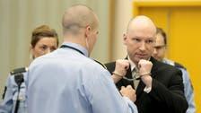 Mass killer Breivik complains of isolation, microwaved meals