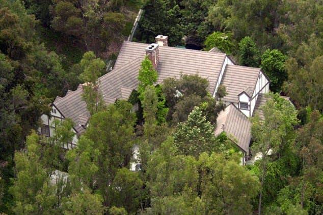 منزل لوس أنجلوس
