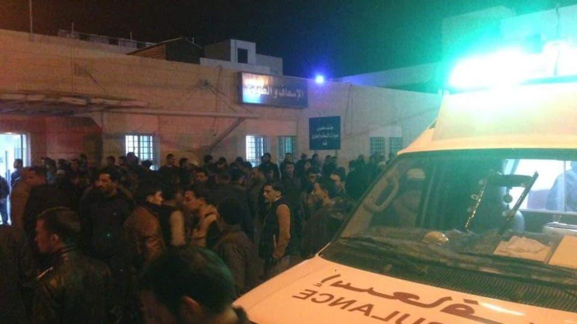 وفاة 16 معتمرا فلسطينيا في تدهور حافلة بالأردن