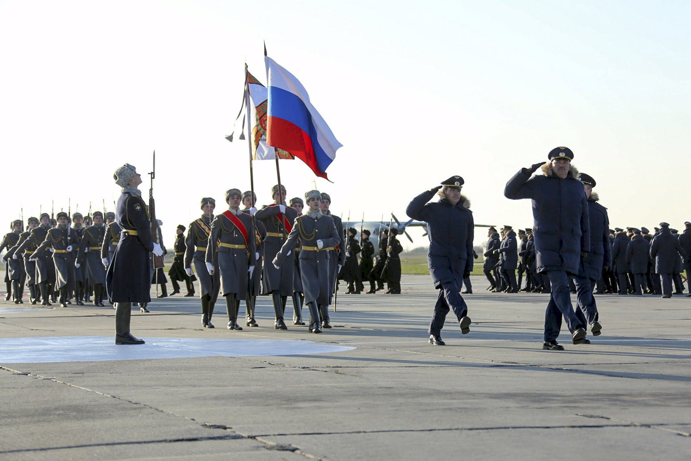 Russia: We have Washington die Use of our bases in Central Asia not offered