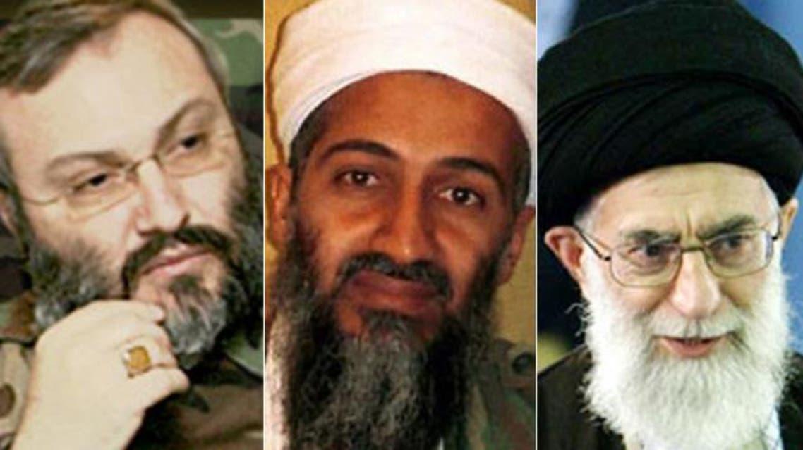 بن لادن وعماد مغنية