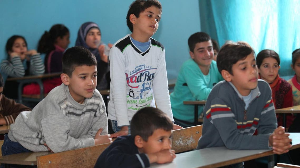 School children (Photo: Roudy Lattouf)