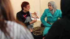 Syrian refugees: Sharing knowledge, building confidence