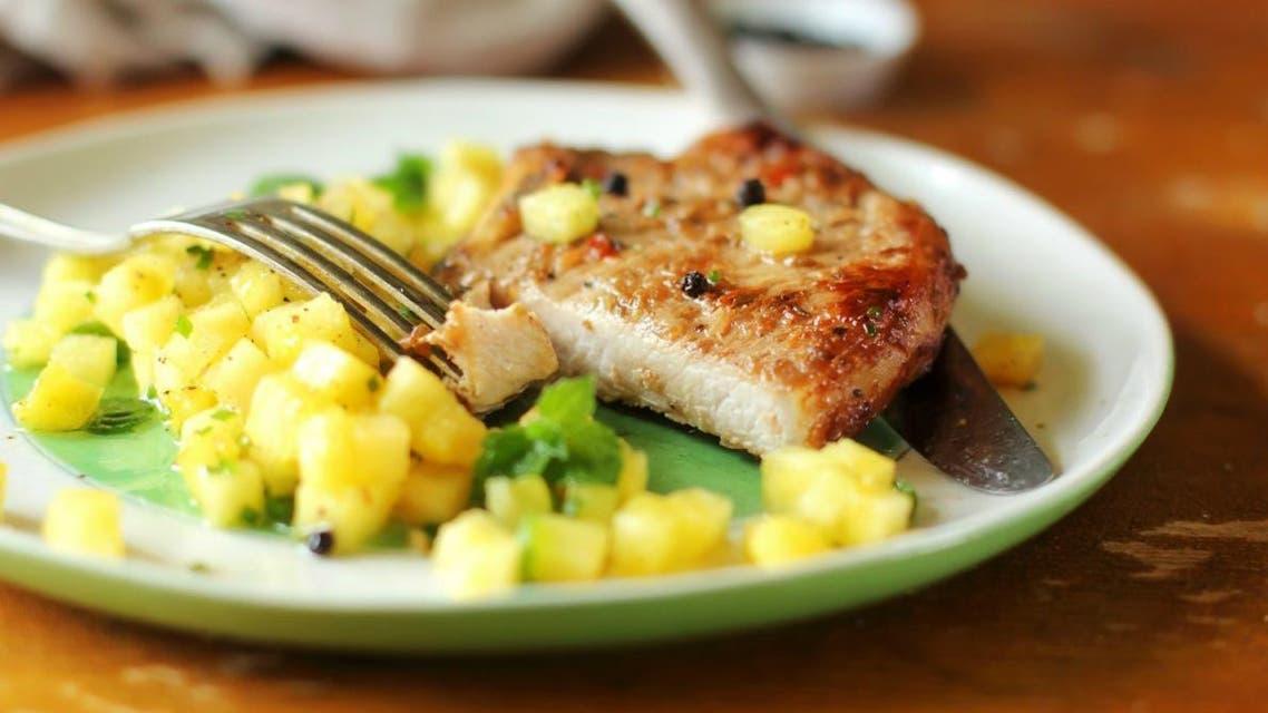 1-broile-pork-chops-pineapple-salsa-shutterstock-slide crop