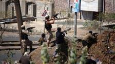 القوات اليمنية تخوض مواجهات ضد الميليشيات على جبهات تعز