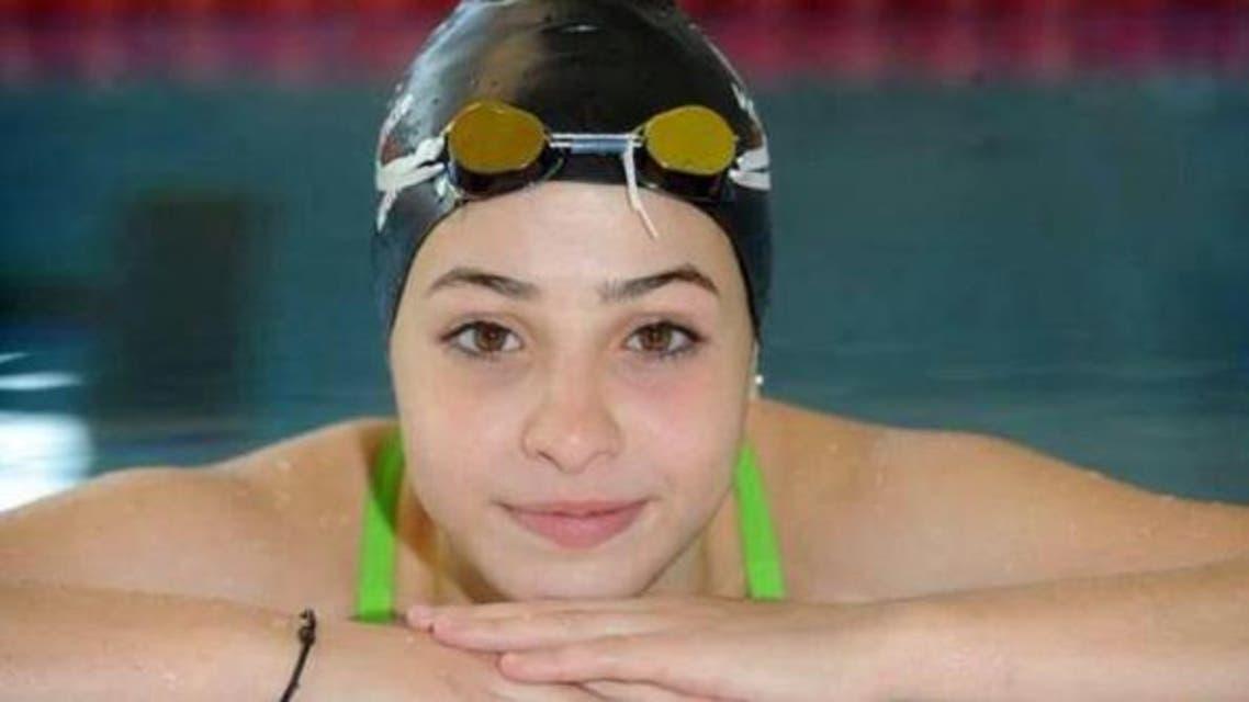 لاجئة أنقذت غيرها من الغرق وغدت مرشحة لبطولة دولية