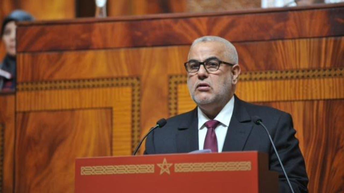 عبد الإله بن كيران رئيس حكومة المغرب
