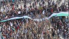 """""""حرب أعلام"""" بين مؤيدي النصرة والثوار في سوريا"""