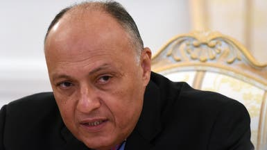 شكري: قرار مصر تسليم تيران وصنافير للسعودية سليم ومؤثق