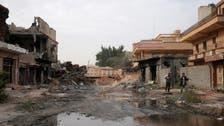 Heavy gunfire in Libya capital as rivals clash