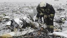 Flydubai flight crashes in Russia, killing 62