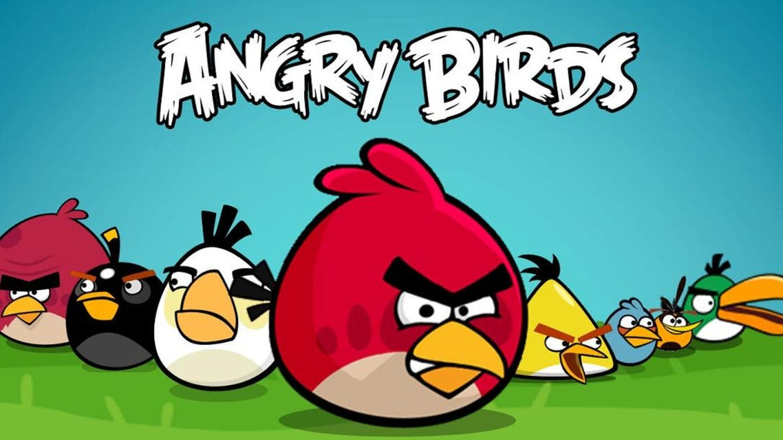 (Angry Birds)
