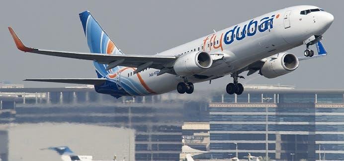 الطائرة المنكوبة هي بوينغ 737 من الطراز نفسه في الصورة