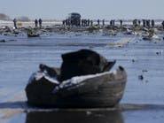 أضرار جسيمة بالصندوقين الأسودين لطائرة فلاي دبي