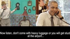 'Yes, I'm the real Obama:' President swaps jokes with Cuban comedian