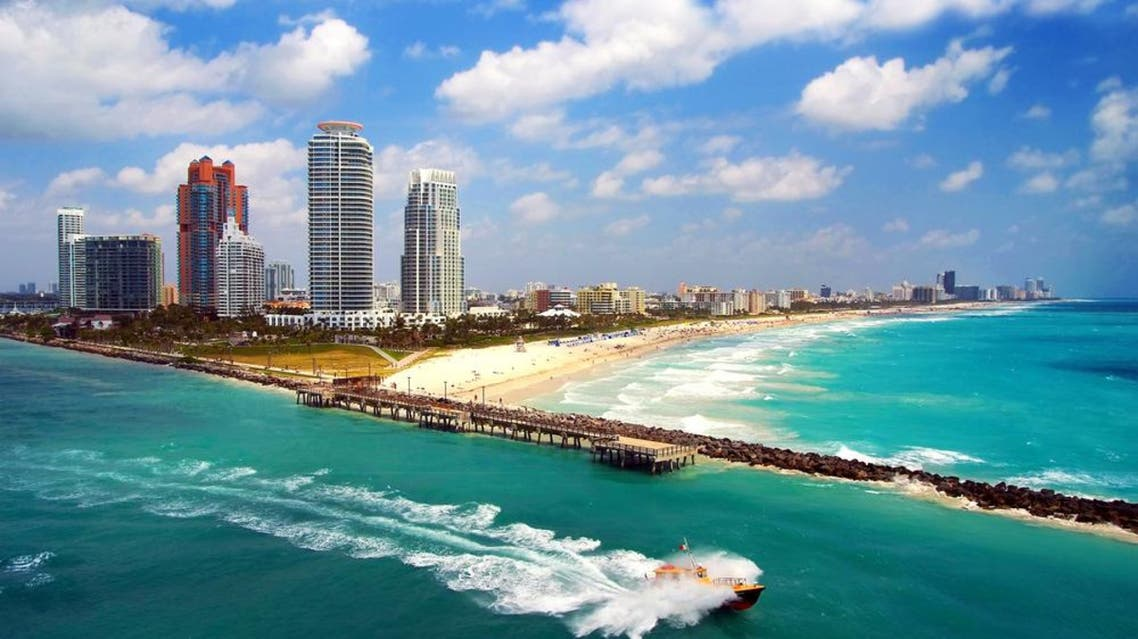 Aerial view of South Miami Beach. (Shutterstock)
