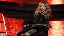 Shock as Madonna's onstage behavior gets wave of criticism
