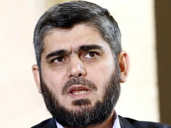 علوش: لو أراد نظام الأسد الحل لأرسل ضباطه للتفاوض