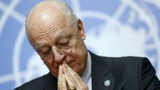 Syria peace talks grind toward Assad question