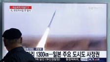 US urges restraint after North Korea fires ballistic missile