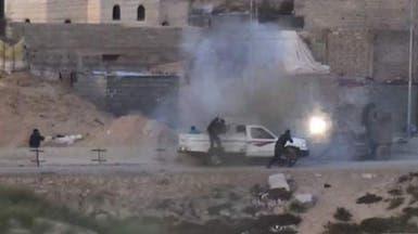 """""""داعش سيناء"""" ينشر صوراً لهجوم كمين الصفا"""