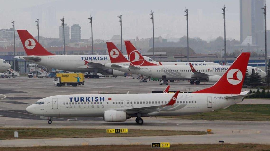 airport, Turkey (Reuters)