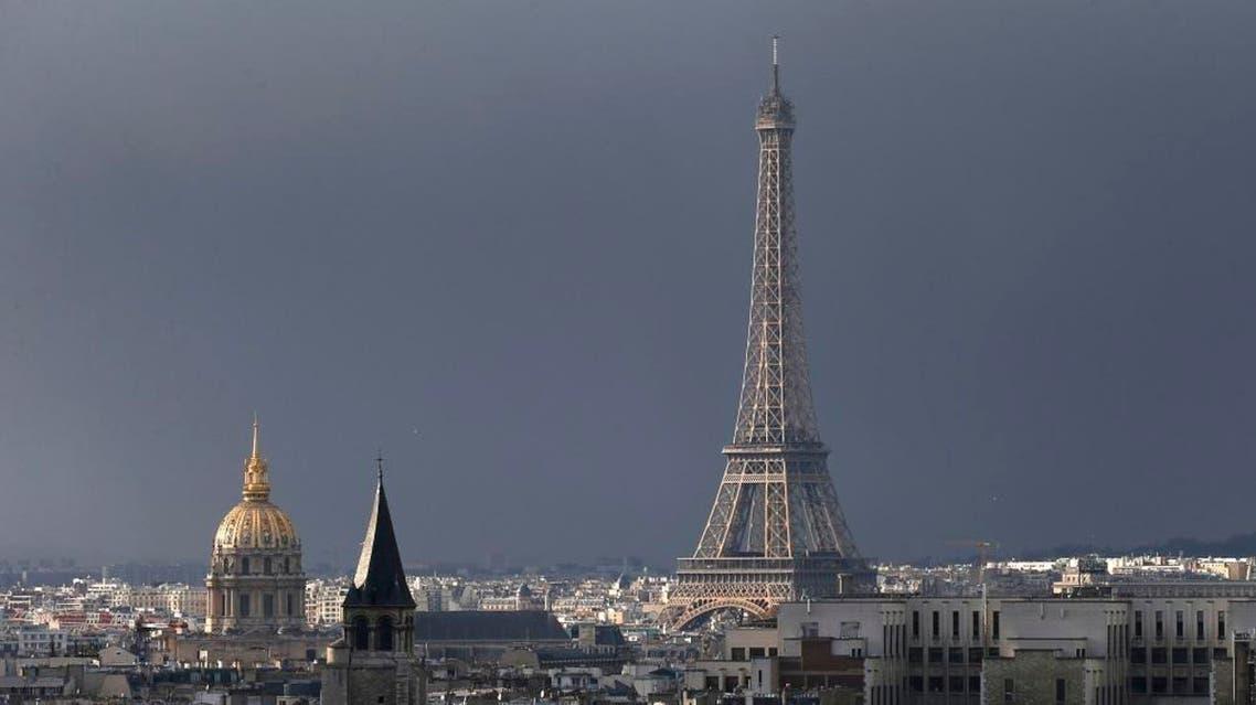 Eiffel Tower (Reuters)