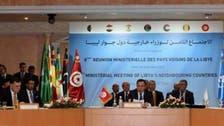 دول جوار ليبيا ترفض التدخل العسكري الأجنبي بها