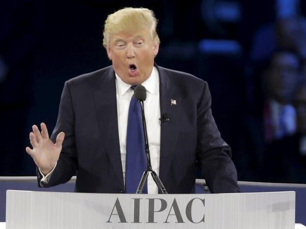 ترامب: سأنقل سفارة واشنطن للقدس.. وسألغي اتفاق إيران