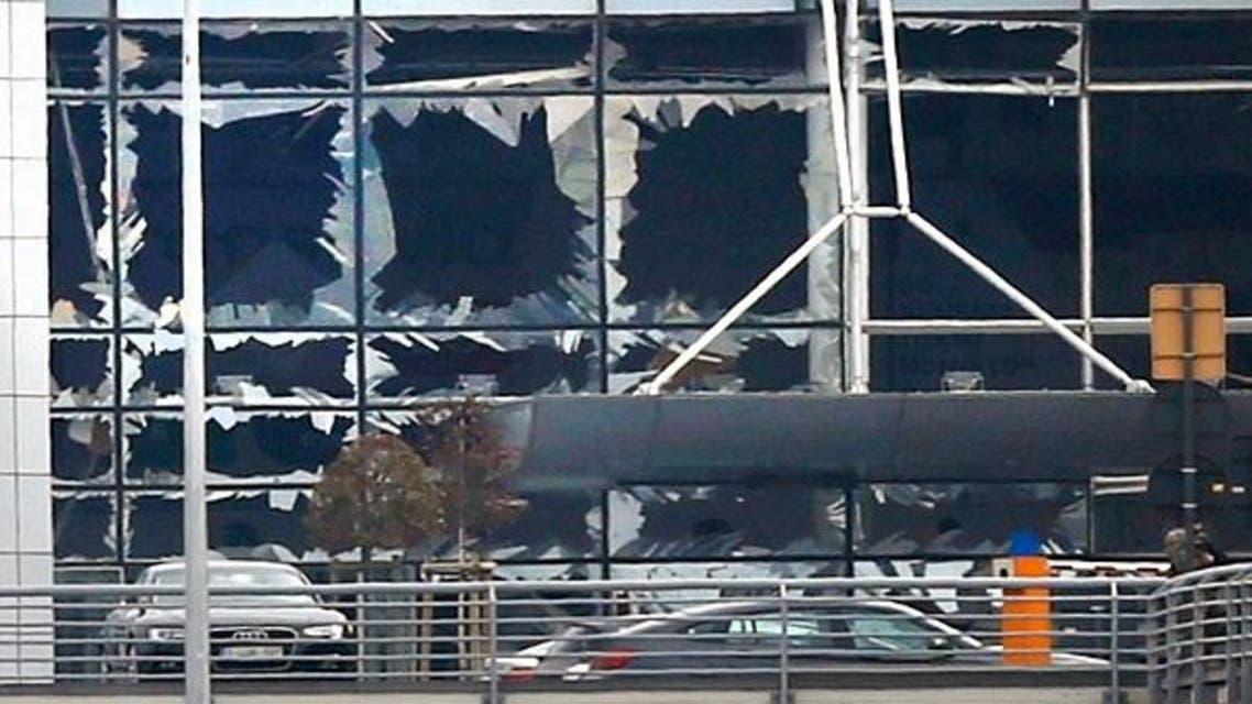 تفجيرات بروكسل