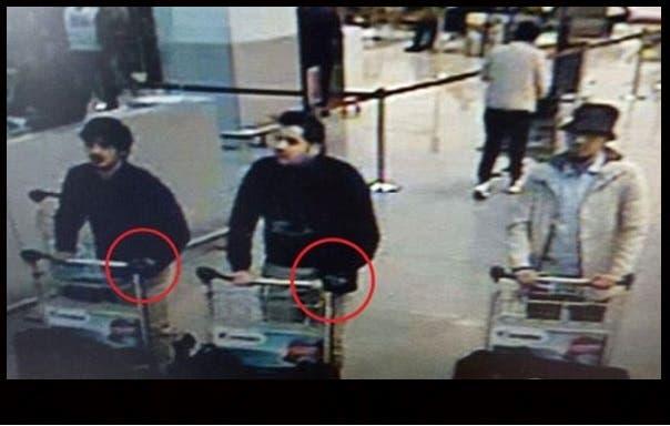 المسافرون الثلاثة هم من نفذ الهجمات، بتأكيد من السلطات البلجيكية