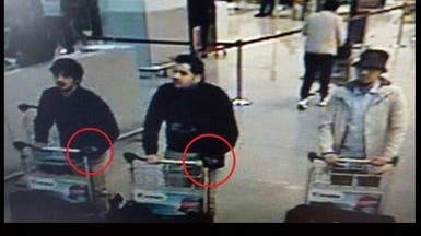 المسافرون الثلاثة وصورتهم الموحية بالإرهاب في بروكسل