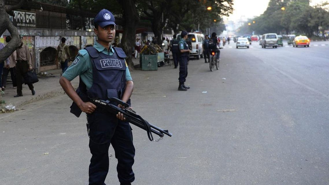 Bangladesh has been plagued by unrest in the last three years. Experts say a long-running political crisis has radicalised opponents of the government (AFP)