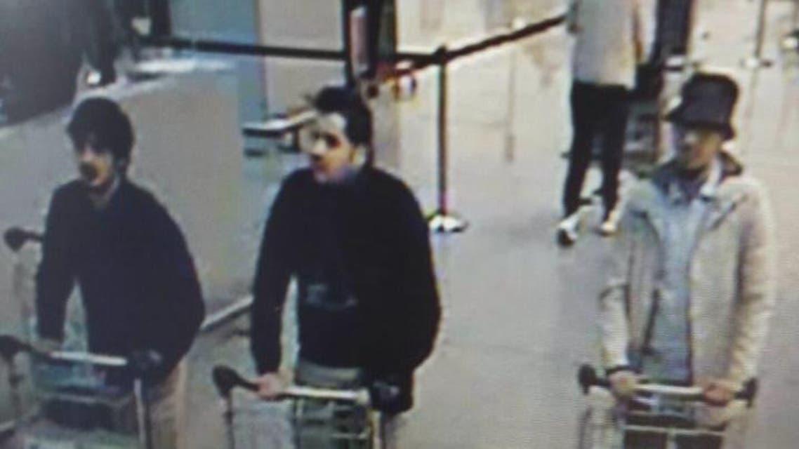 THUMBNAIL_ الأمن البلجيكي يعتقل مشتبها بهما في هجمات بروكسل
