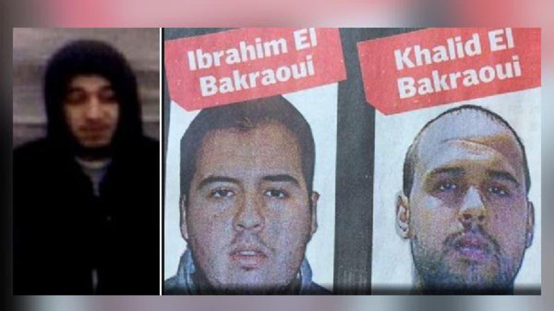 منفذو الهجمات، الشقيقان خالد وابراهيم البكراوي والثالث هو نجم العشراوي