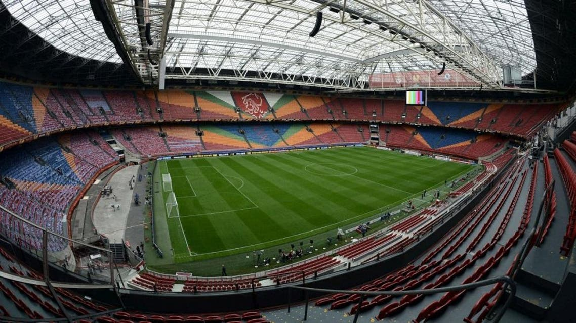 Van Kastel confirmed that so far no extra measures have been taken to beef up security for Friday evening's match in the Dutch capital (File Photo: AFP)