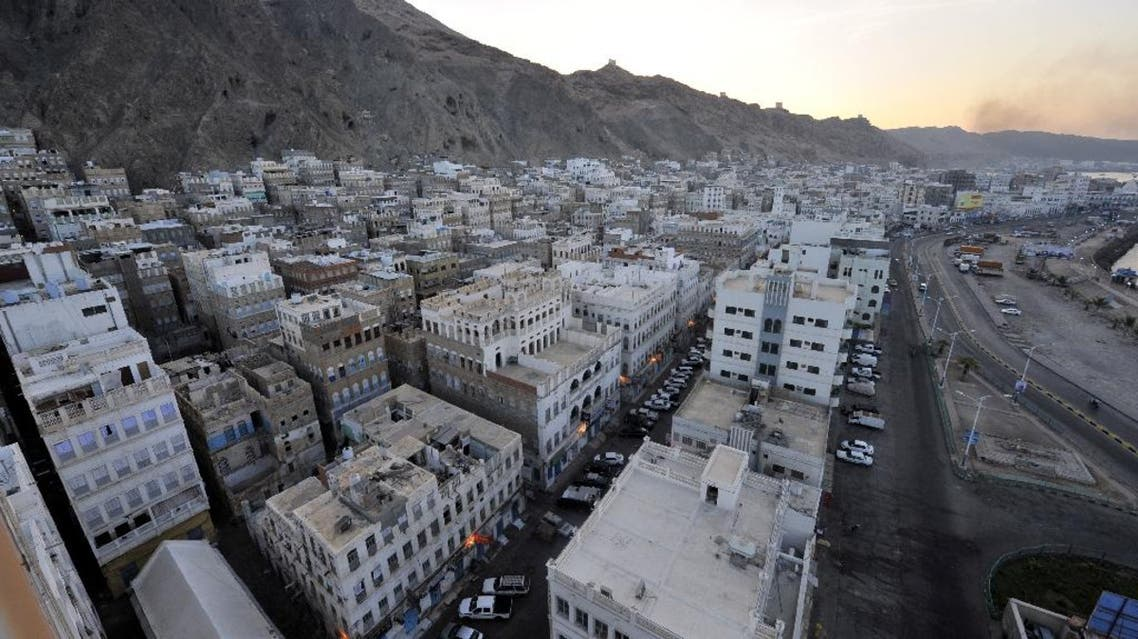 A general view of the south-eastern Yemen city of Mukalla. (AFP)