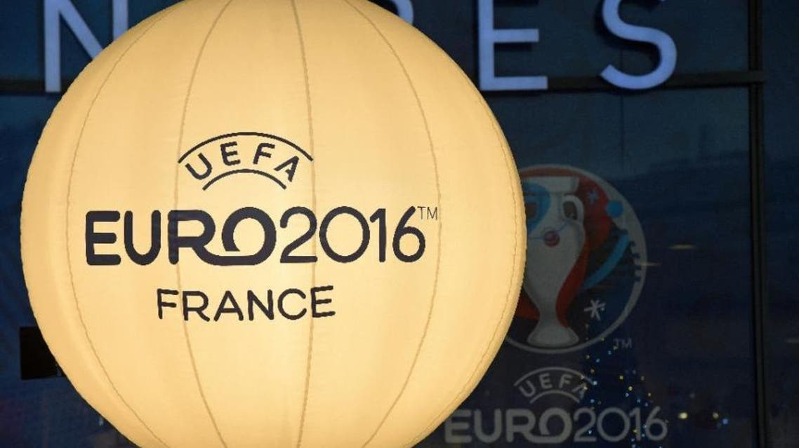 France is hosting the Euro 2016 football tournament (AFP)