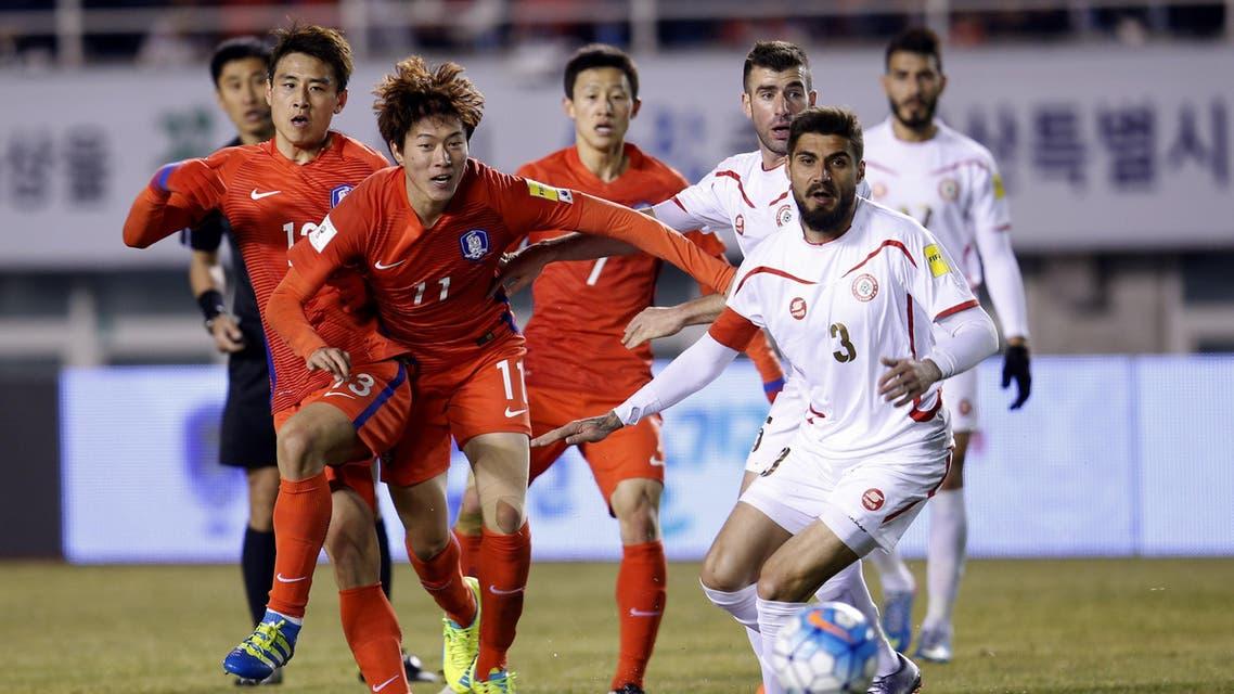 لبنان كوريا