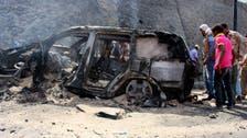 Triple suicide bombings rock Yemen's Aden