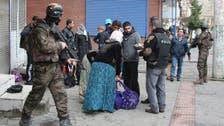 Three Turkish police killed in suspected PKK car bomb, gun attack