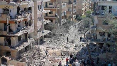 سوريا.. هدنة في حي الوعر الحمصي لـ48 ساعة